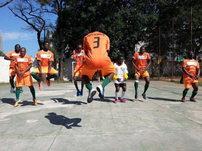 Copa dos Refugiados 2014 6