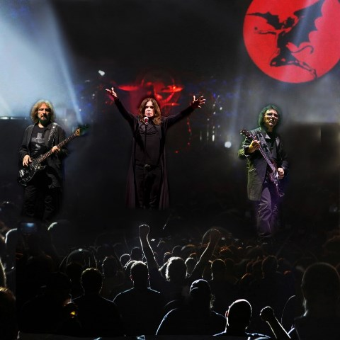 Black Sabbath: turnê derradeira (Foto: Mark Weiss)