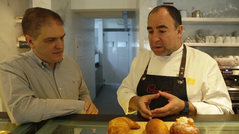 Sobral e os pães lêvedos: o chef explica como são produzidos
