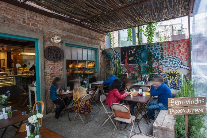 Padoca do Maní: eleita a melhor padaria da cidade pela edição especial VEJA Comer & Beber (Foto: Mario Rodrigues)