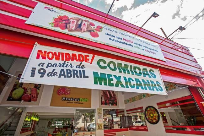 Mexicas Fest - Matéria Paleterias