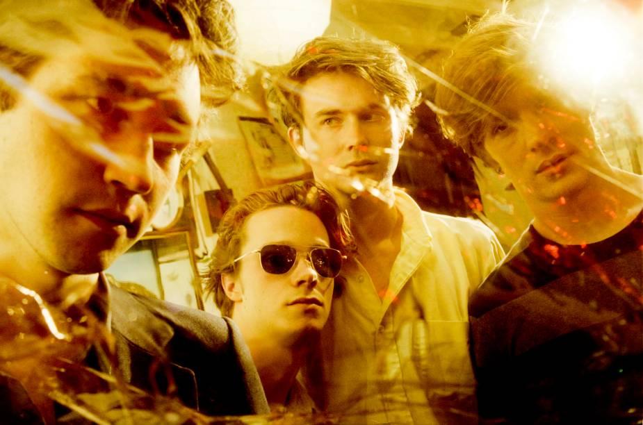 A banda Palma Violets