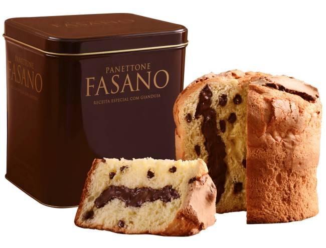 Fasano: Panettone - Gianduia