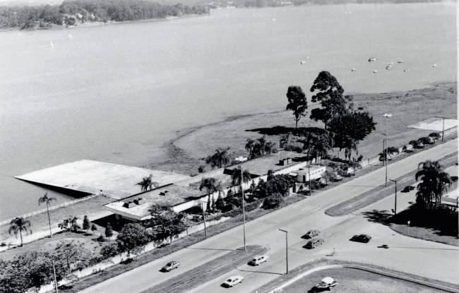 Garagem de Barcos Guarapiranga