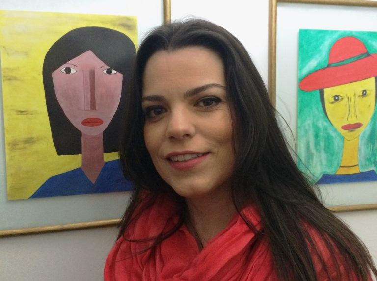 Daniela Schiavon: dona da receita (Fotos: acervo pessoal)