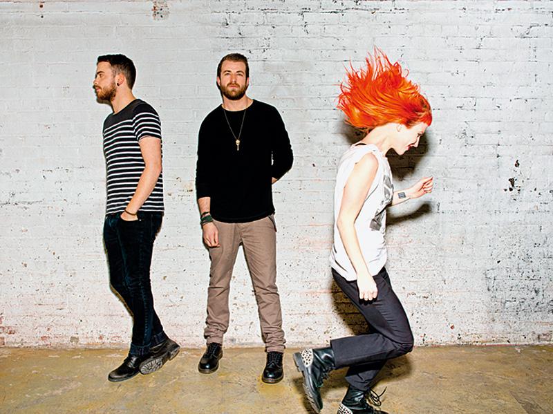 O trio Paramore também se apresenta no dia 1º de novembro no Campo de Marte