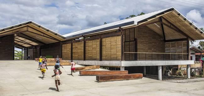 Bienal de Arquitetura_Parque Educativo Saberes Ancestrales, Vigia del Fuerte
