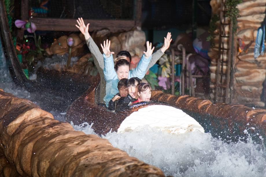 Dentro do shopping: pais e filhos podem se divertir juntos no Parque O Mundo da Xuxa