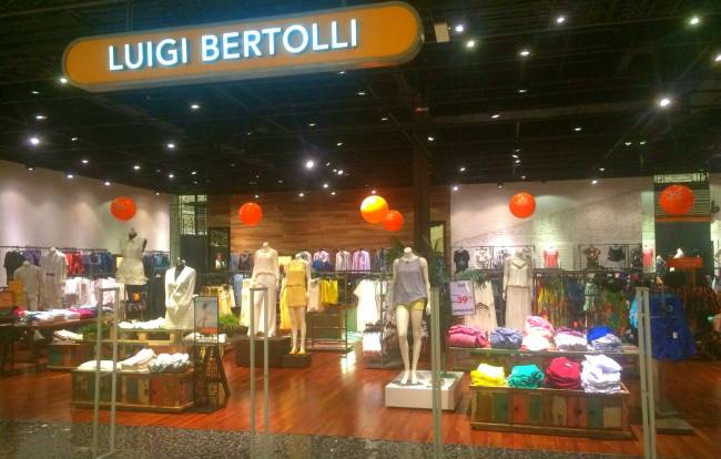Parque Shopping Maia - Luigi Bertiolli