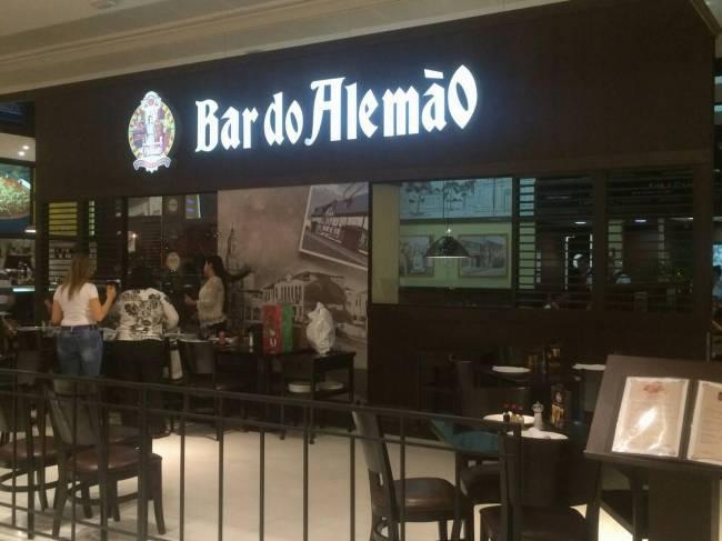 Parque Shopping Maia - Bar do Alemão