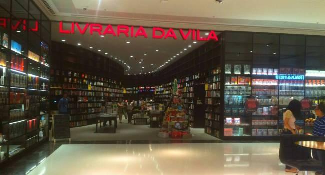 Parque Shopping Maia - Livraria da Vila