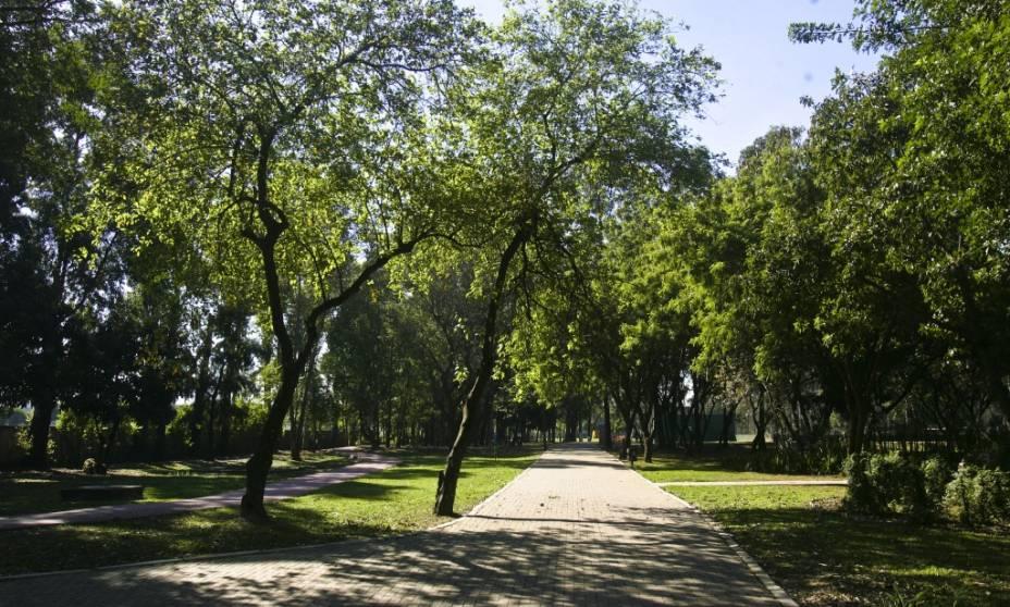 Parque Leopoldina Orlando Villas-Bôas