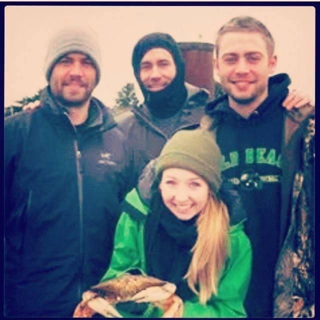 Cody Walker postou esta foto em 30 de dezembro para desejar Feliz Ano Novo