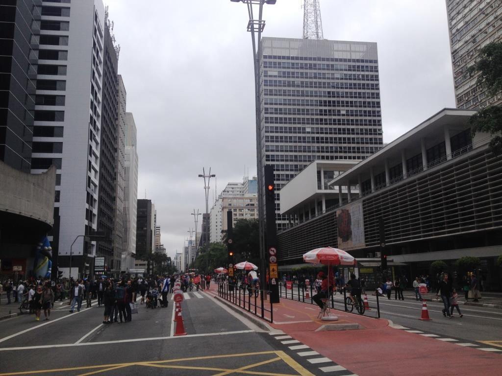 Avenida Paulista na tarde de domingo (18)