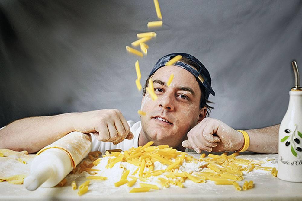 Paulo Barroso de Barros chef do restaurante Due Cuochi Cucina, eleito o chef rev_${39586495}