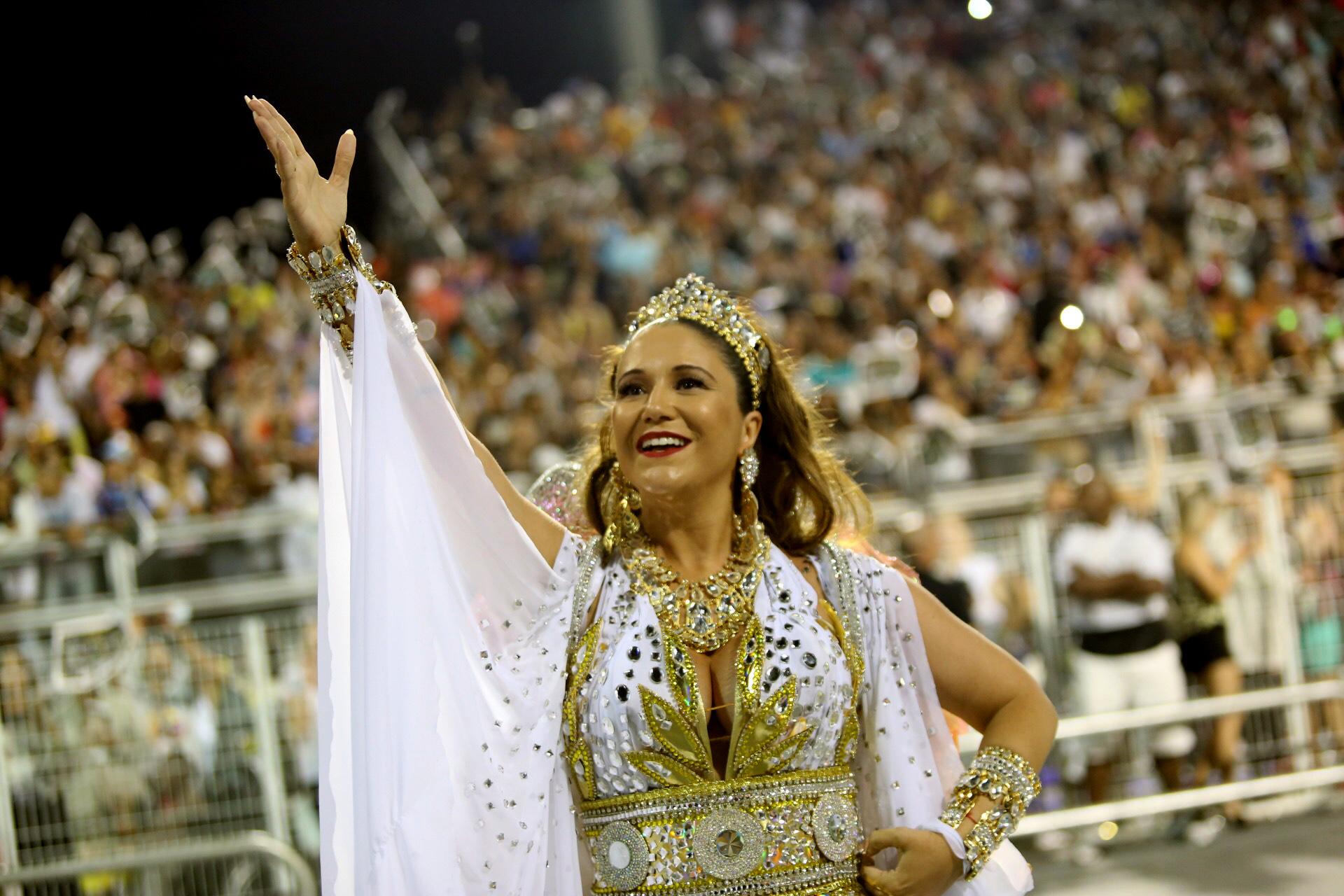 A cantora Maria Rita ainda é dúvida no Desfile das Campeãs (Foto: Paulo Pinto/Liga SP/ Divulgação)