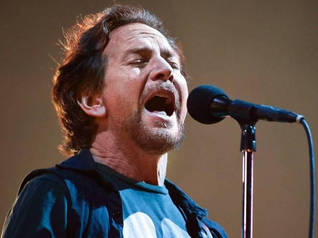 Pearl Jam no Morumbi
