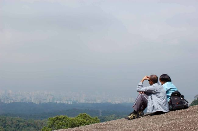 Pedra Grande - Parque Estadual da Cantareira