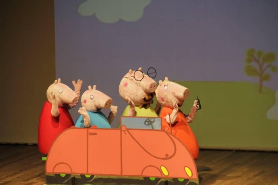 A aventura da porquinha Peppa Pig estreia em 2 de agosto