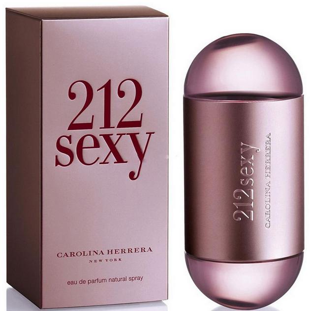 212 Sexy, de Carolina Herrera