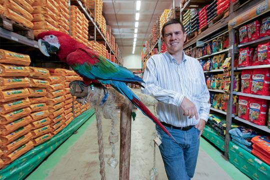 Sergio Zimerman, fundador do Pet Center Marginal