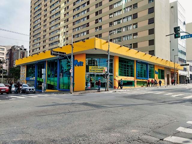 Nova unidade da Petz concorre na mesma rua com a Cobasi (Foto; Divulgação)