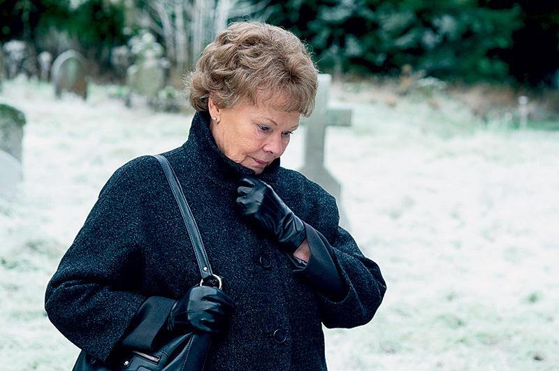 Philomena: Judi Dench, merecida indicação ao Oscar de melhor atriz