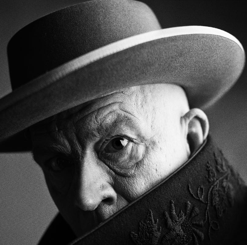 Irving Penn / Pablo Picasso, de 1957