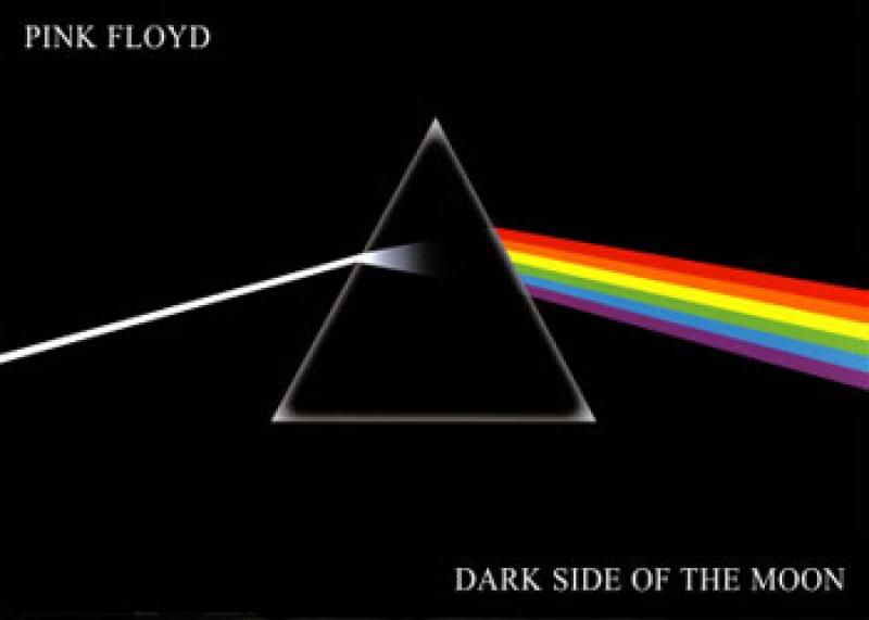Disco Dark Side Of The Moon (Foto: Reprodução)