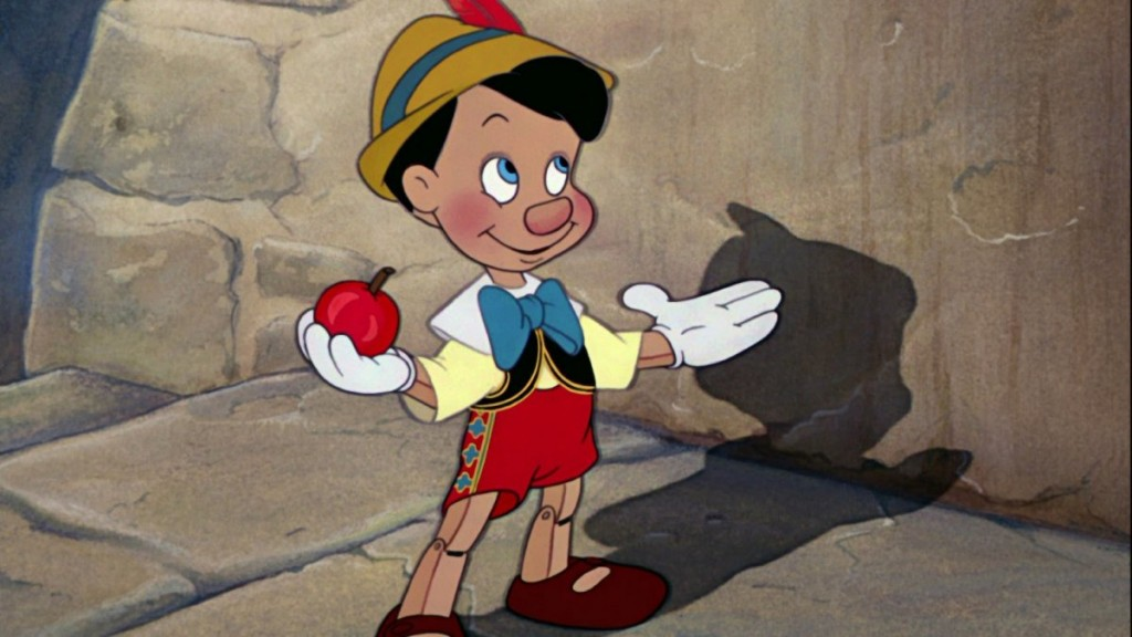 Pinóquio, o boneco de madeira, está na fila para ganhar versão com atores