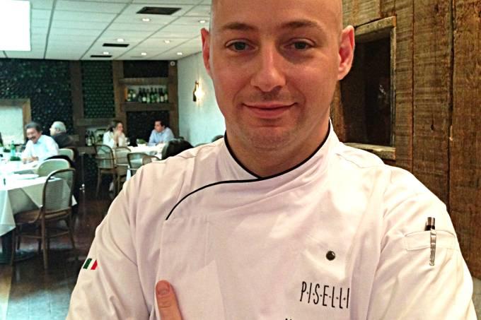 Piselli-chef-novo