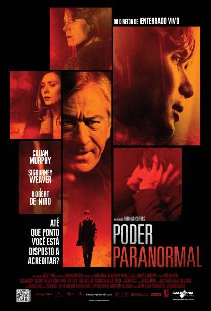 Robert De Niro: o ator interpreta um parapsicólogo suspeito de charlatanismo no suspense Poder Paranormal