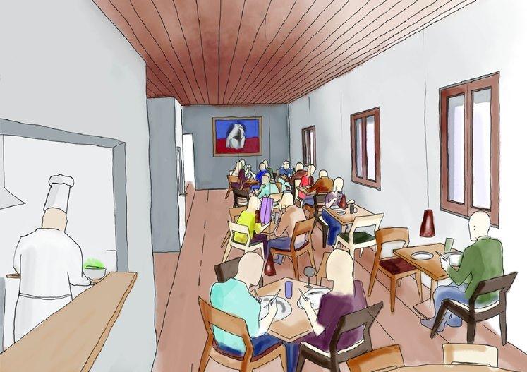 Salão repaginado: ambientação mais moderna