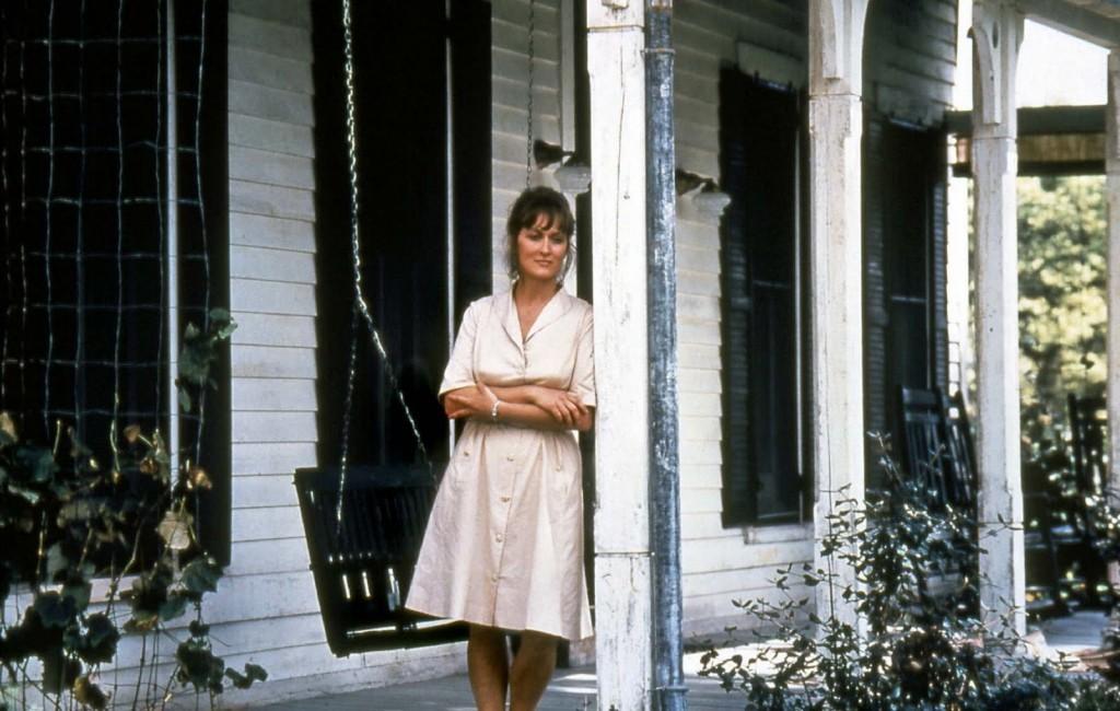 1996 - As Pontes de Madison: romance com Clint Eastwood