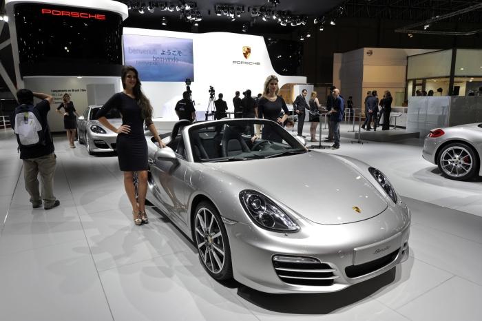 Porsche Boxster: mais leve e potente, a nova geração tem preço partindo de R$ 349 mil