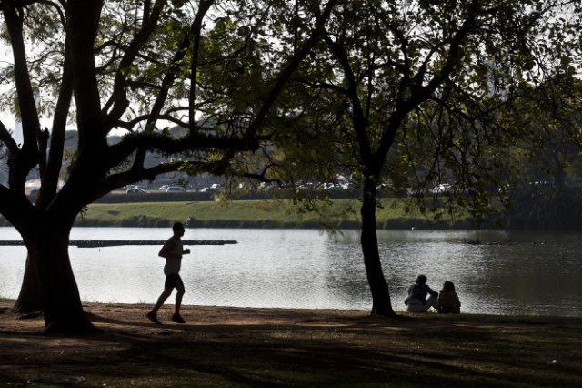 Parque do Ibirapuera (Foto: Lucas Lima)