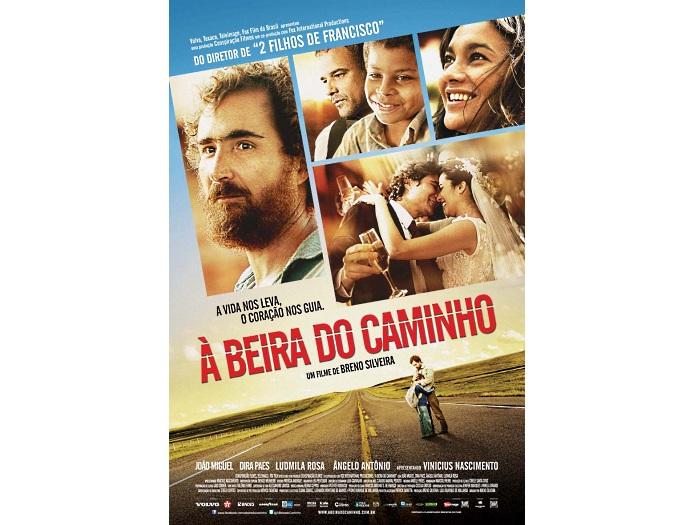 Pôster de À Beira do Caminho: drama nacional dirigido por Breno Silveira