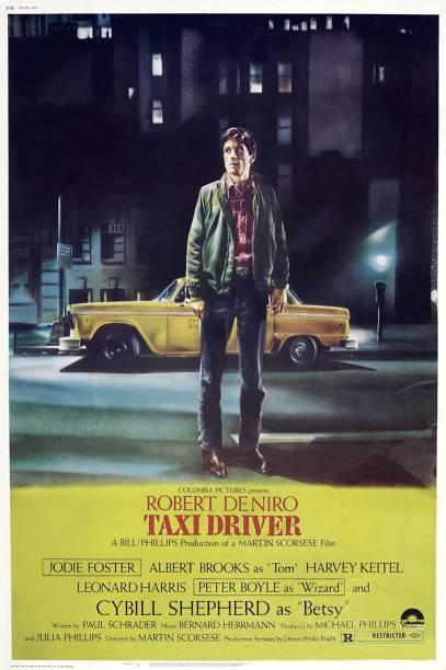 Pôster do filme 'Taxi Driver'