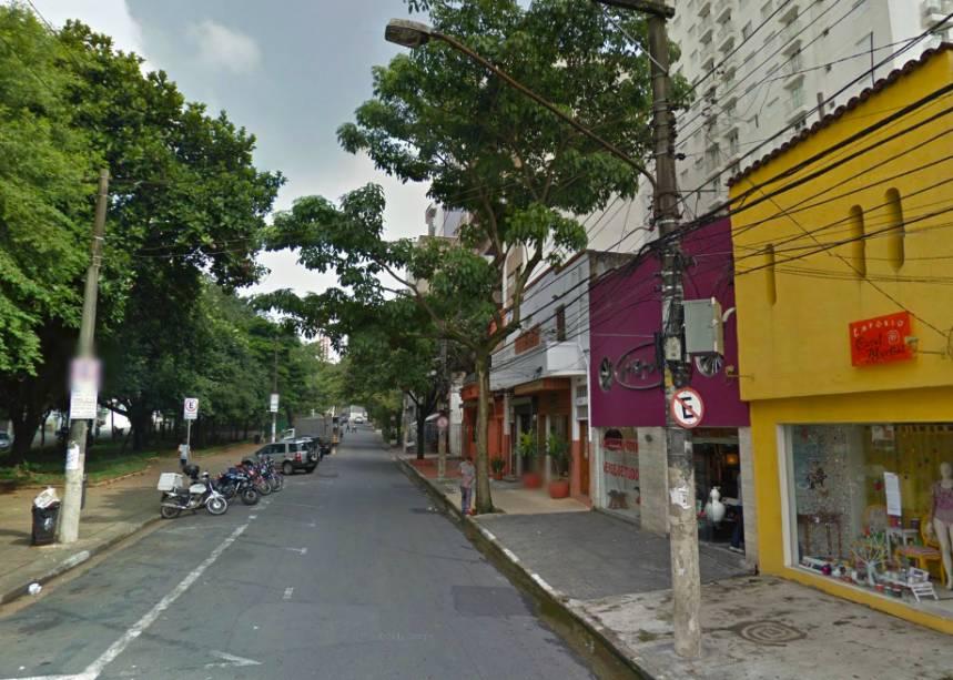 Praça Benedito Calixto: bom endereço para fazer compras