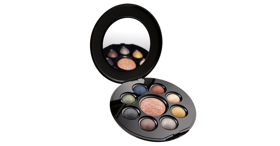 Precious Palette, da Eudora: conta com 8 cores de sombra e um blush, também na tecnologia baked. Preço sugerido: R$ 109,99. SAC: 0800-7274535