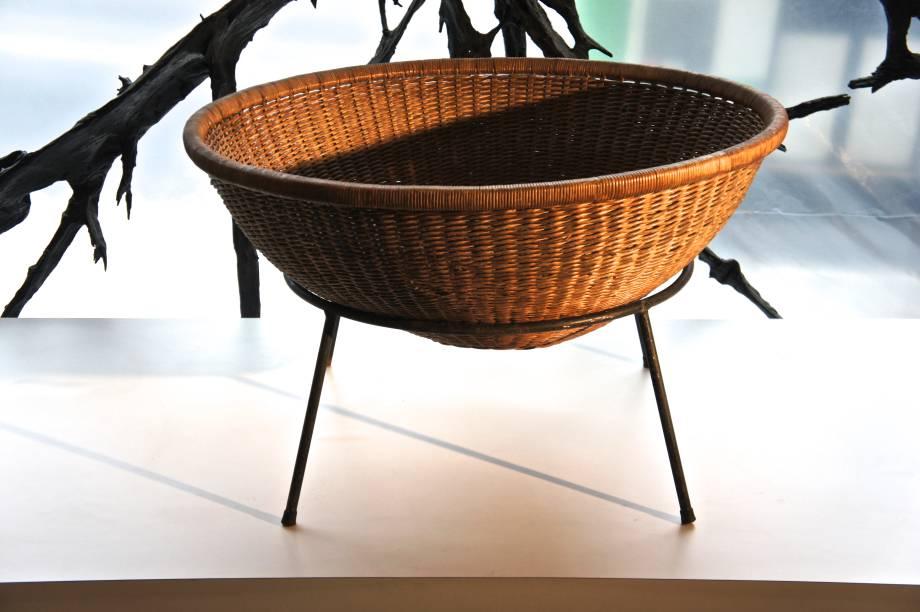 Cadeira Bowl, de 1951: linhas modernas
