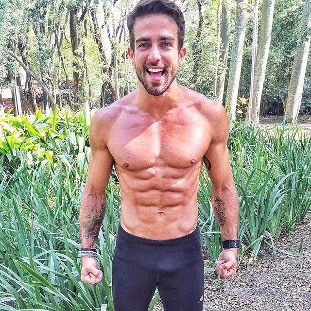 Erasmo Viana: professor de mahamudra ioga, como Ricardo Barbato (ex-namorado de Gabriela Pugliesi)