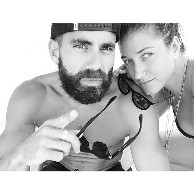 """""""Estou muito feliz e aliviada"""", diz a blogueira fitness ao assumir o namoro com o professor de Mahamudra Yoga (Foto: Reprodução)"""