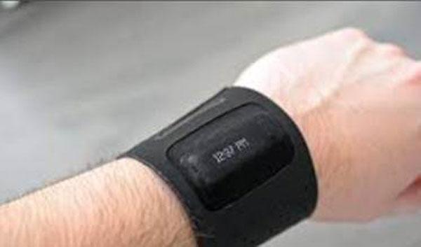 Pulseira do Fitbit One é usada apenas para dormir
