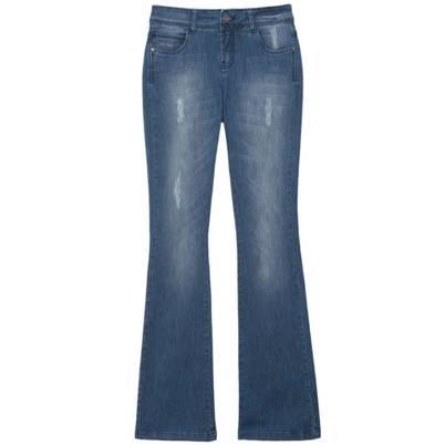 OQVestir: calça jeans clássica azul da CORI de R$ 329,00 por R$ 164,00