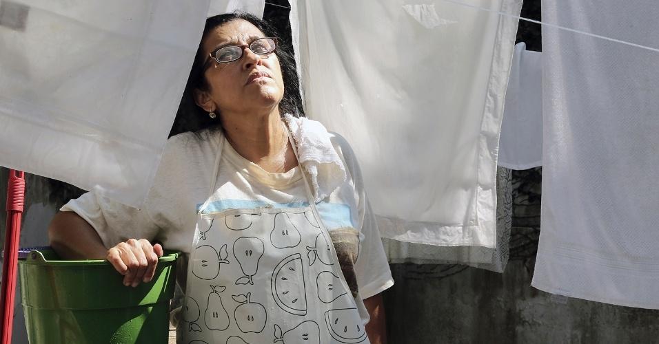 Regina Casé na maior surpresa do cinema brasileiro em 2015: Que Horas Ela Volta?