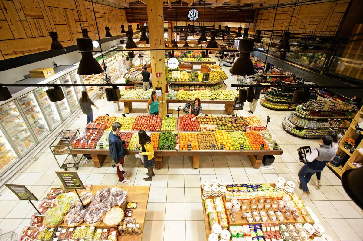 Quitanda - Mercado de produtos naturais - naturebas