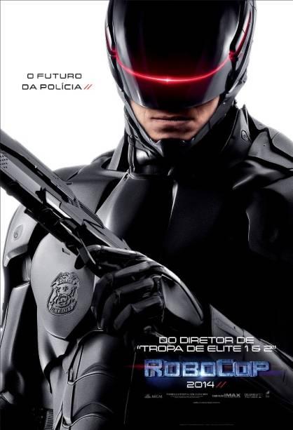 Robocop: pôster do filme