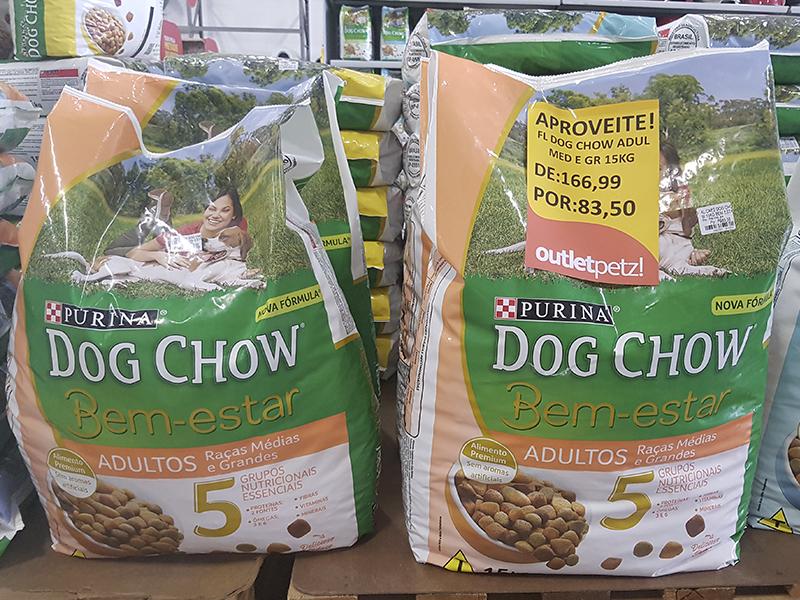Ração Purina Dog Chow