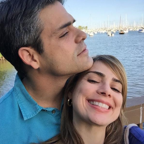 Rachel Sheherazade e o ex-marido, Rodrigo Porto, em viagem realizada para Miami, há 19 meses (Foto: Reprodução/Instagram)